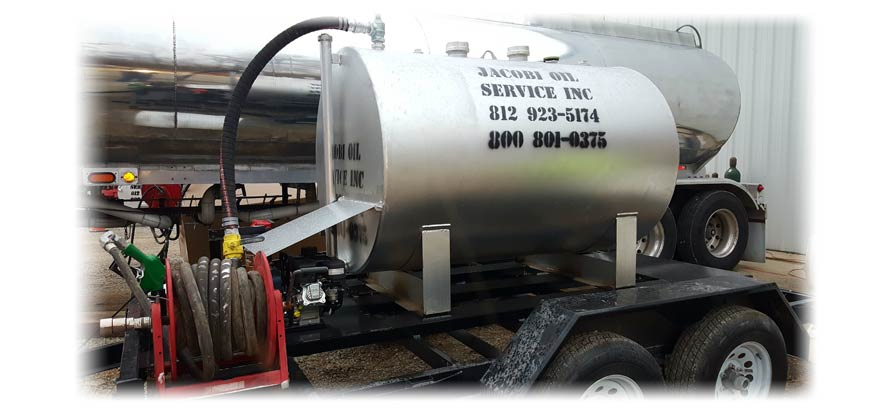 Fuel Tank Rental Indiana and Kentucky | Jacobi Oil